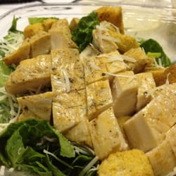 Yummy.com - Chicken Caesar Salad (Small) - Los Angeles, CA, Vereinigte Staaten