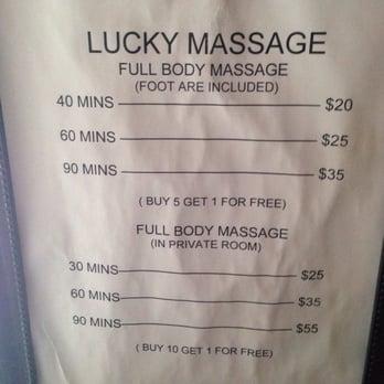 erotic massage lucky chino hills