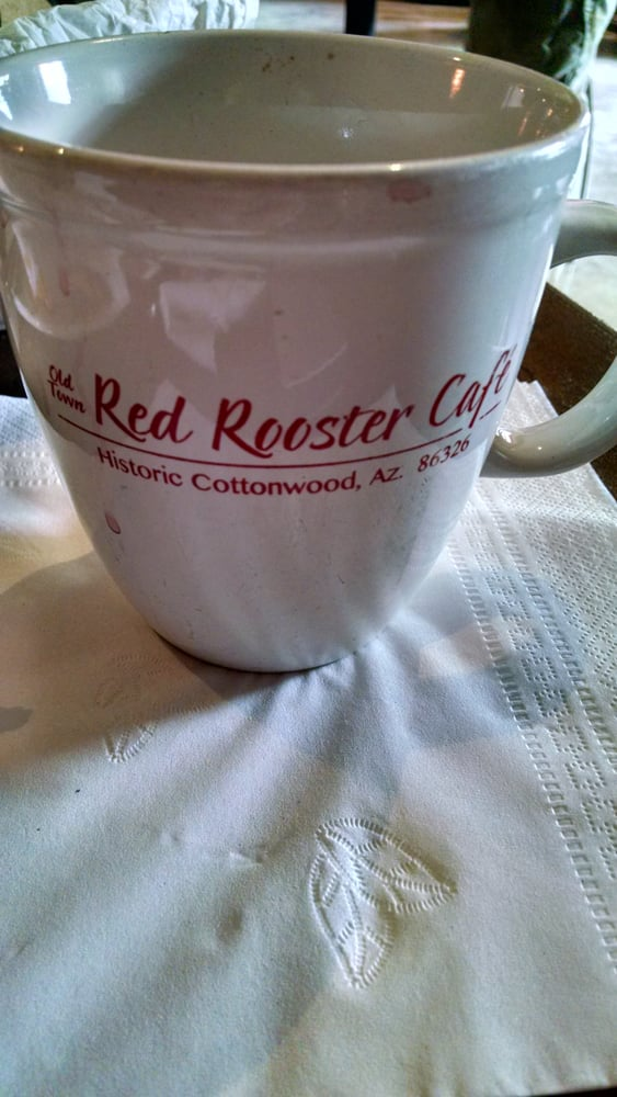Red Rooster Cafe Cottonwood Az
