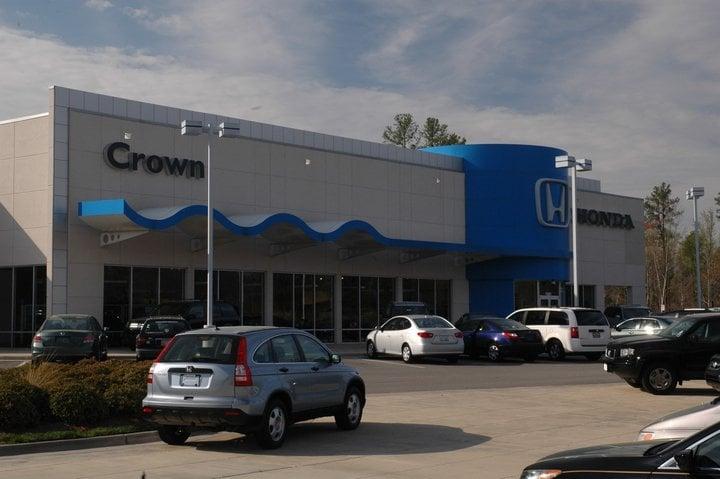Crown point honda for Honda dealership winston salem