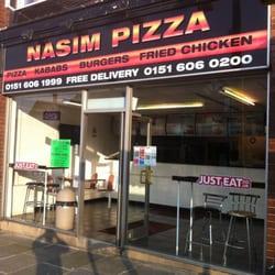 Nasim Pizza, Birkenhead, Merseyside