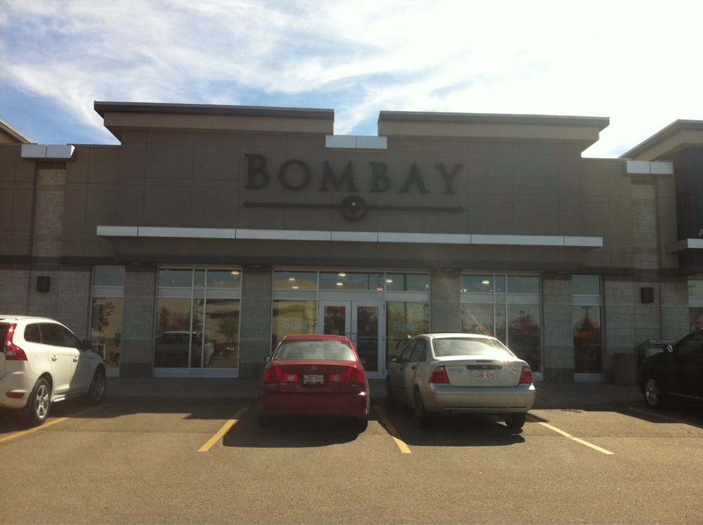 The Bombay pany Furniture Stores Edmonton AB