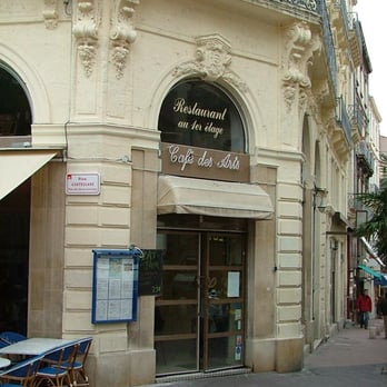 Café des Arts - Montpellier, France