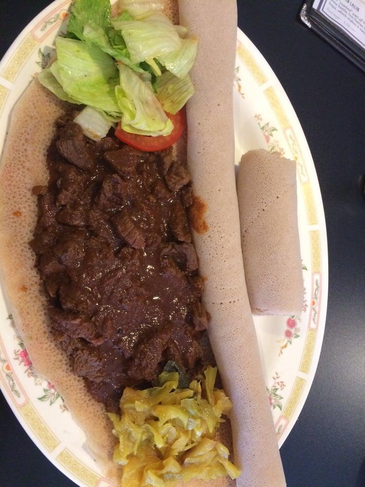 Altu s ethiopian cuisine 42 foton etiopisk mat east for Altu s ethiopian cuisine