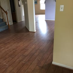 Got floors flooring rhawnhurst philadelphia pa for Different flooring throughout house