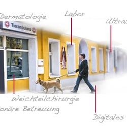 Tierarztpraxis im Kiez - Ein Service der…