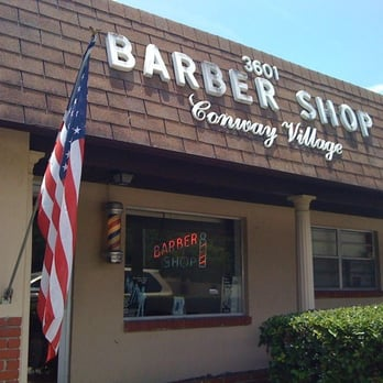 Barber Shop Orlando : Conway Village Barber Shop - Orlando, FL, United States