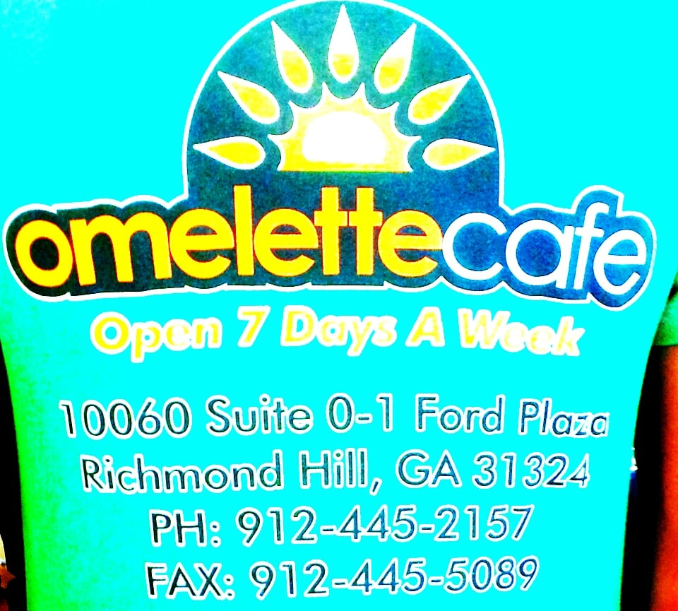 Cafe Richmond Hill Ga