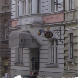Club Barflys im Hotel Fürst Metternich