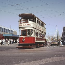 The Tramway Museum, Manchester