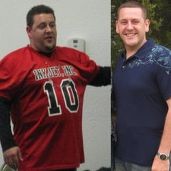 Kenny Waldrum from Houston has lost 80 lbs on The MARI Method