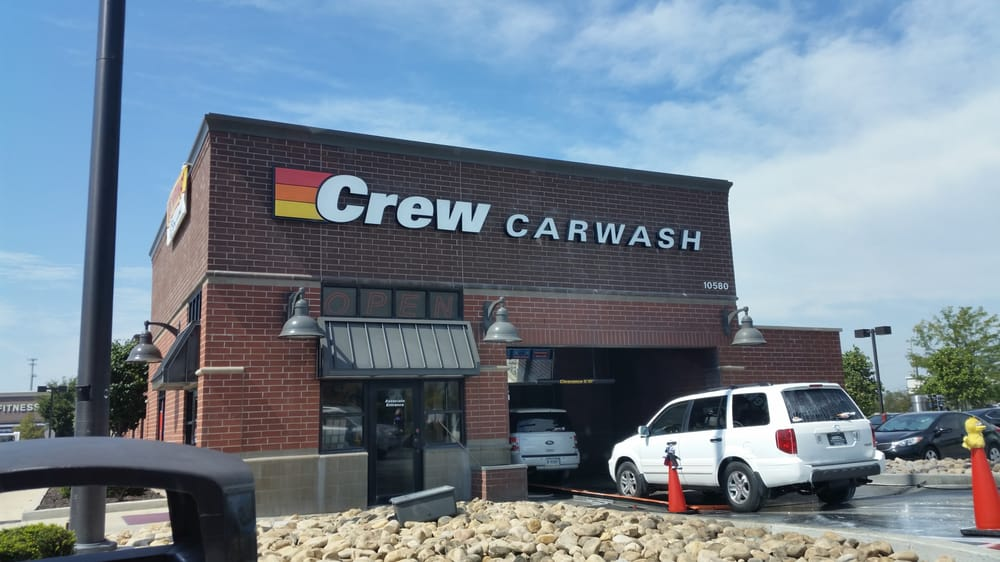 Crew Car Wash Reviews