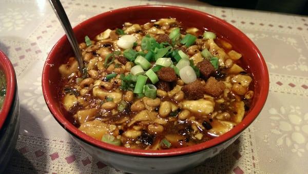 ... chicken satay melt mapo chicken mapo chicken 麻婆鸡片 mushroom