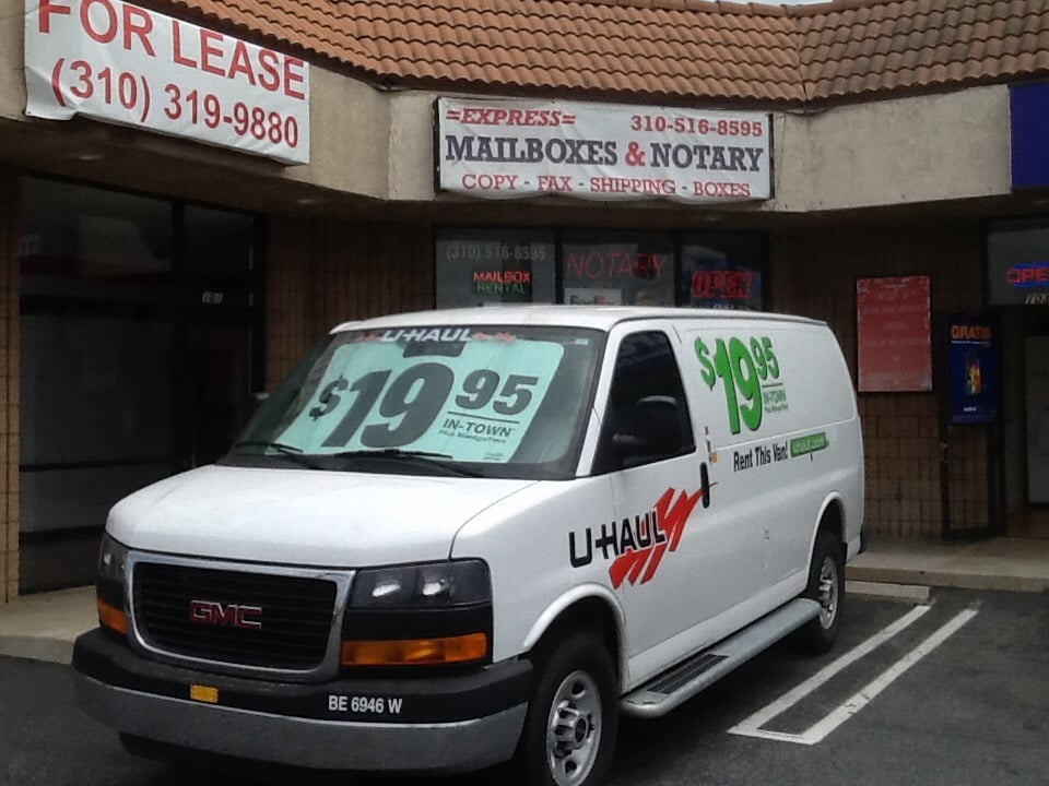 UHaul Locations near me When you will use the location finder on the website then it will produce a map for you. The map will show you the nearest locations to you along with contact information so that you may contact them.
