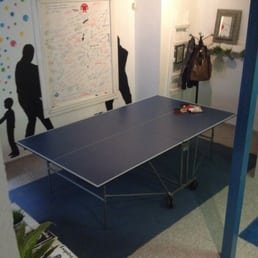 Ping Pong Field
