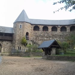 Schloss Burg an der Wupper, Solingen, Nordrhein-Westfalen