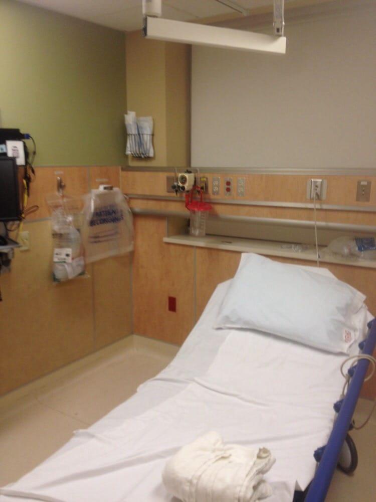 Ohsu Portland Emergency Room