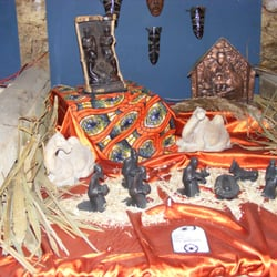 Crèches africaines 2008