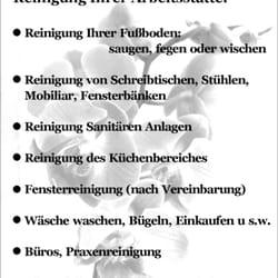 Kristall Reinigungsservice und Haushaltshilfe, Berlin, Germany