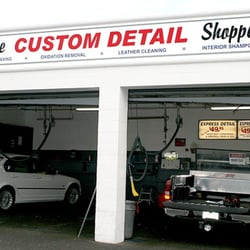 Car Detail Shop In Daly City