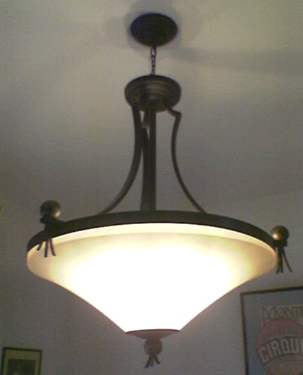 Hampton Bay Dining Room Light Fixture Yelp