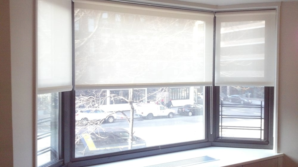 Roller Shades Blackout Shades Solar Shades Nyc Window