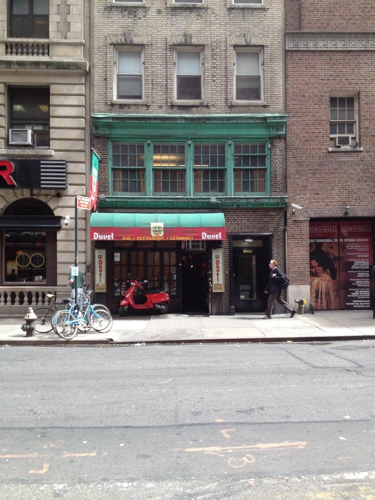 Bxl Cafe New York Ny