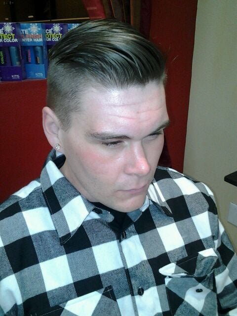 Hitler youth haircut