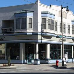 Detour clothing store