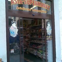 Asia Supermarkt + Imbiss, Leipzig, Sachsen