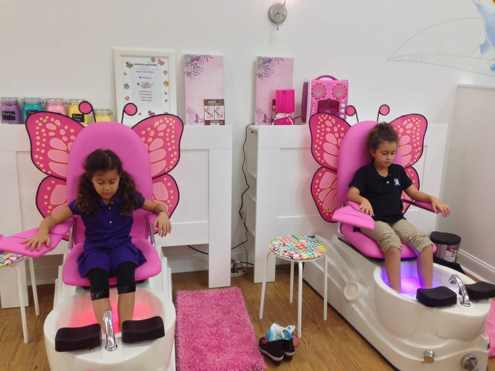 Kids Hair Salon and Spa