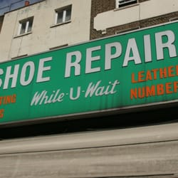 Shoe Repairs, London