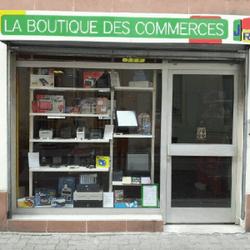JR - La Boutique des Commerces, Strasbourg, France
