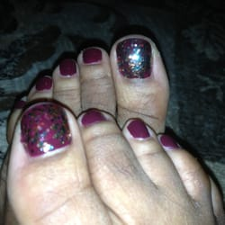 Tiffany dupont feet for Admiral nail salon