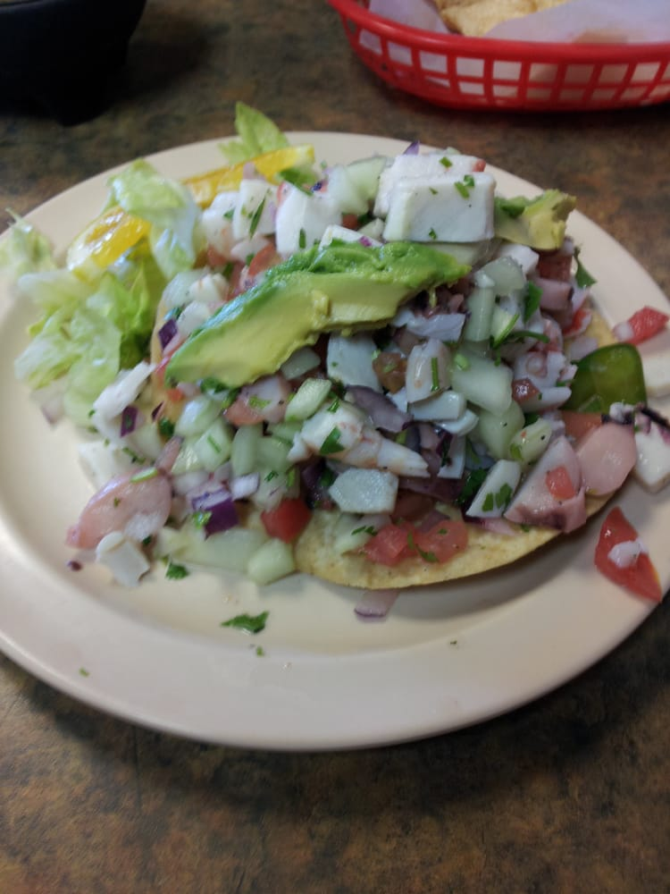 Ceviche mixed | Yelp