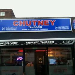 Chutney tandoori restaurant indien south lambeth londres london royau - Bon restaurant indien londres ...