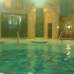 Fairmont Banff Springs Spa Access