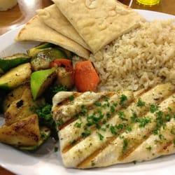 Malibu Fish Grill Seafood Huntington Beach Ca Yelp
