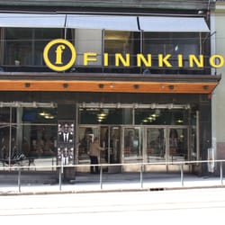 where to find s finnkino helsinki kinopalatsi