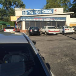 The fish house cafe beignet 85 photos seafood for Fish restaurants louisville ky