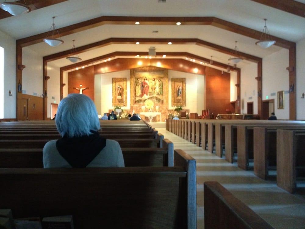 St John The Baptist Roman Catholic Church