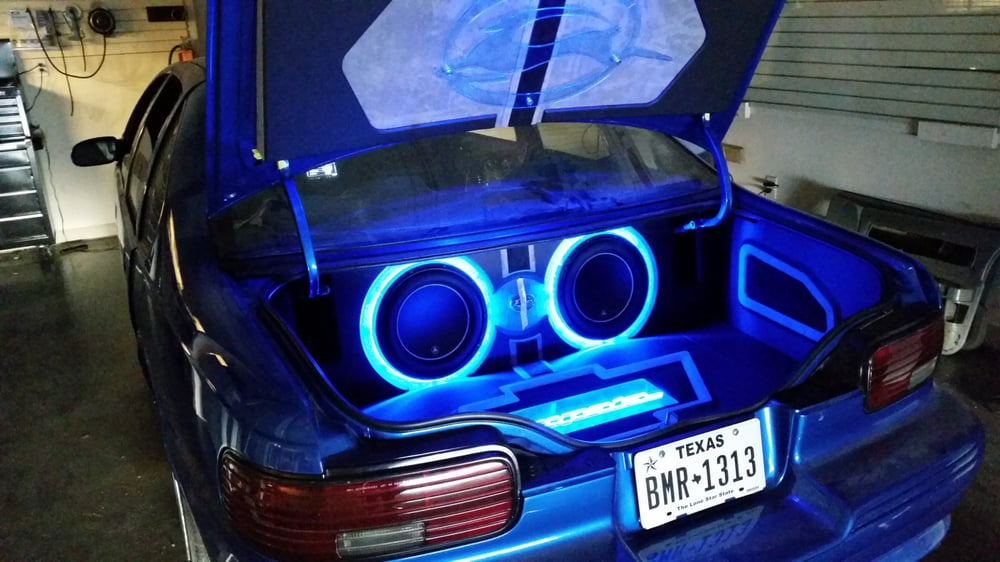 Texas Audio Customs Car Stereo Installation Garland