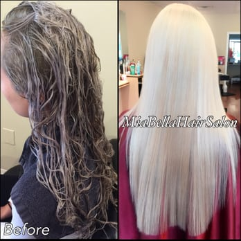 Mia bella hair salon 15 reviews hair stylists for 2 blond salon reviews