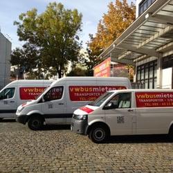 Transporter vom Vw Bus bis Sprinter für…