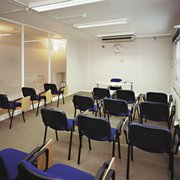 ISTD2 lecture room