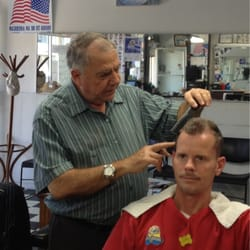 Barber Shop In Long Beach : Barber Shop - Another great haircut by Nick at Spiros! - Long Beach ...