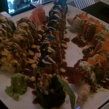 Mr sushi sushi bars cincinnati oh for Aoi japanese cuisine newport ky