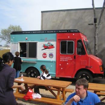Fort Worth Food Park Street Vendors Fort Worth Tx Yelp