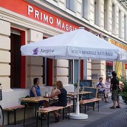 Primo Maggio, Berlin
