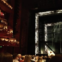 Right before Jersey Boys